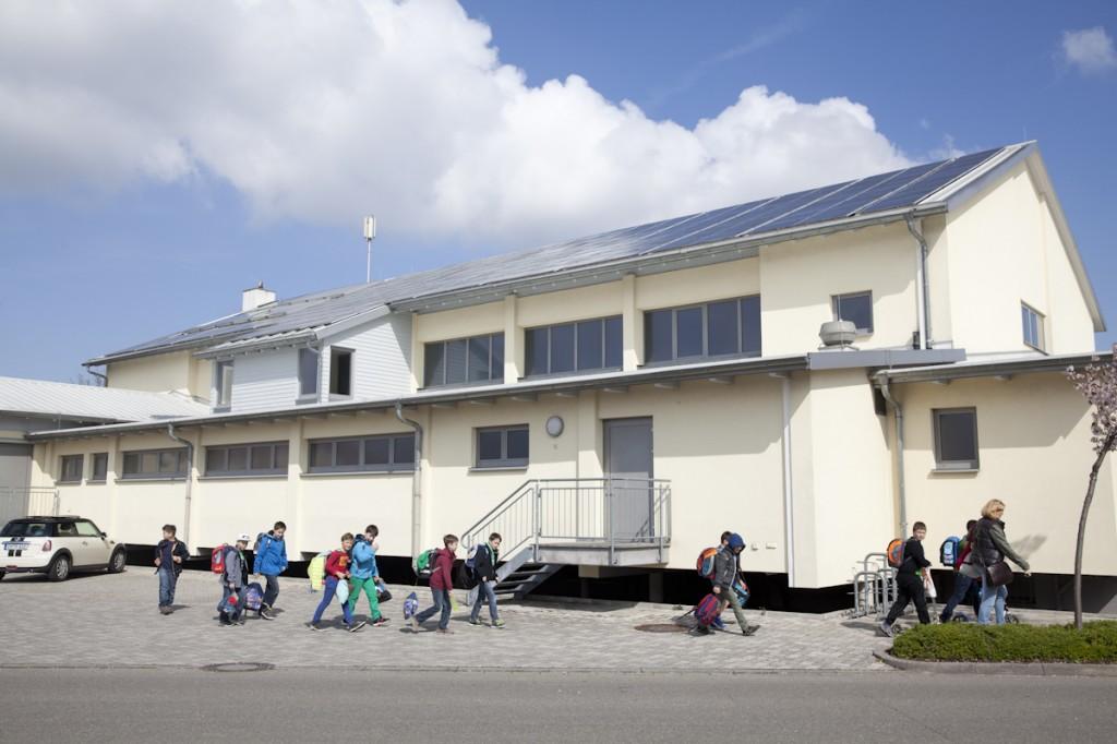 as erste Bürger-Solarstrom-Kraftwerk der SolarRegion am Kaiserstuhl
