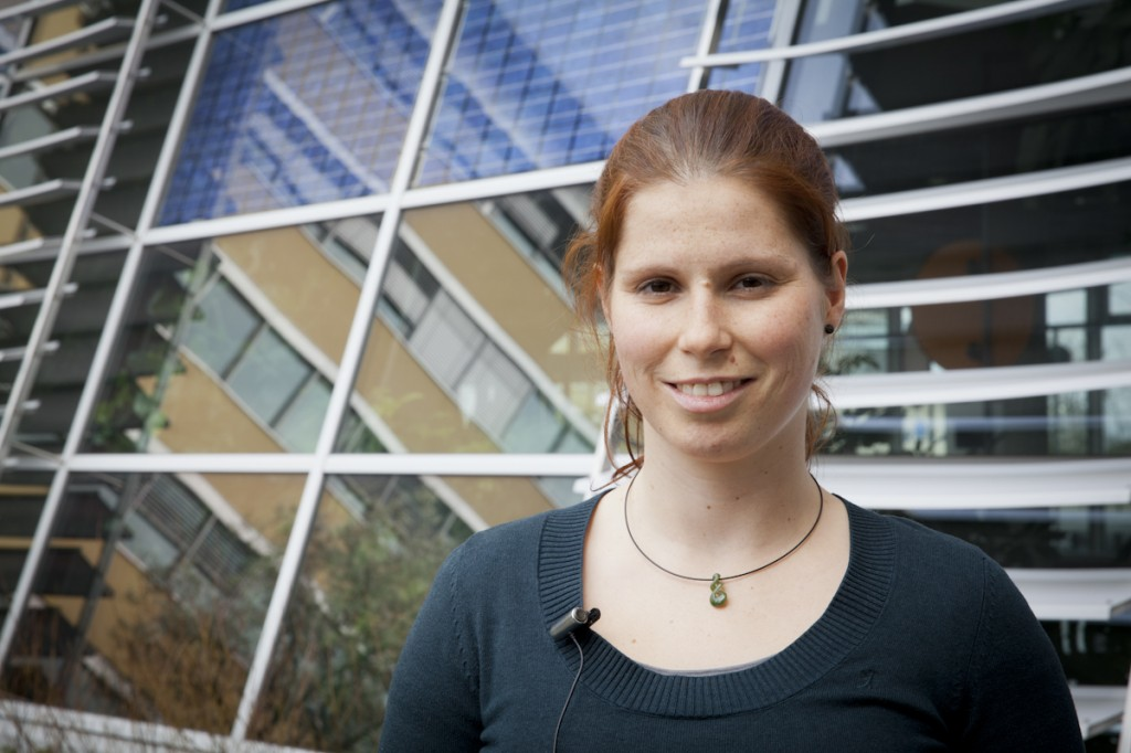 Alma Spribille, Fraunhofer ISE