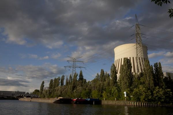 Kraftwerk Reuter in Berlin