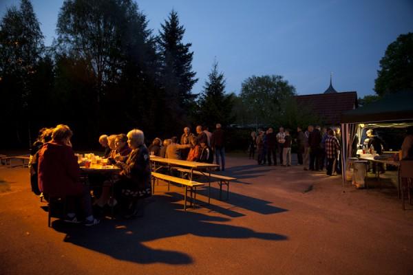 Dorffest in Atterwasch